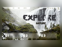 #6 minimal website web branding ui ux design