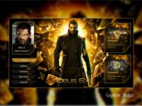 Deus Ex Concept Art branding art icon illustration website web minimal ux ui design