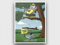 Matchday Poster - Crew SC vs. NYCFC