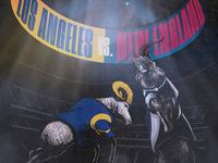 Super Bowl LIII - Rams vs. Patriots