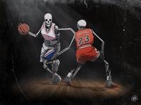 AI vs. Jordan - 03.12.97