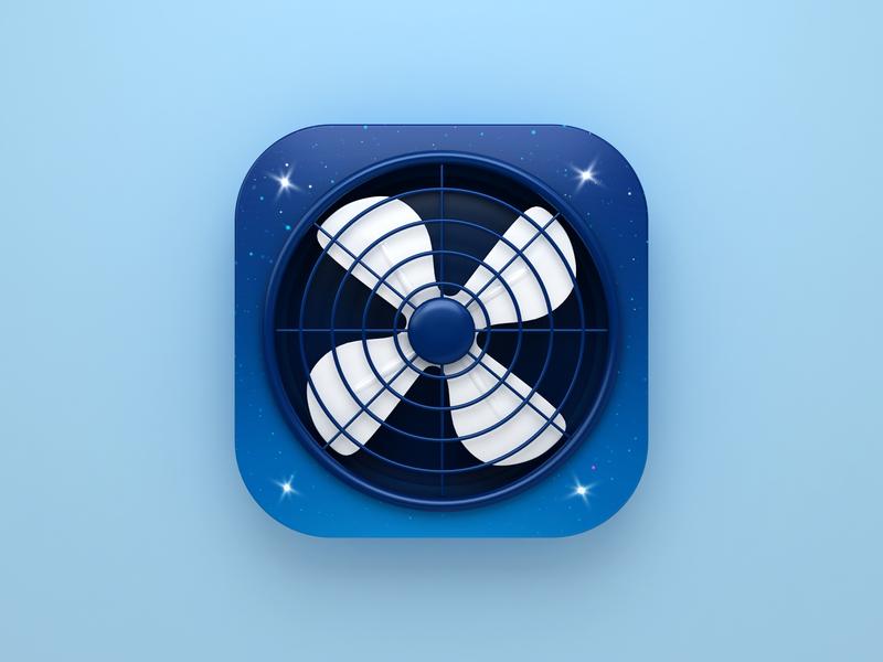Fan - app icon