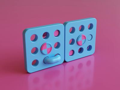 Holes 3dsmax vray path loop art abstract website render animation 3d design webshocker