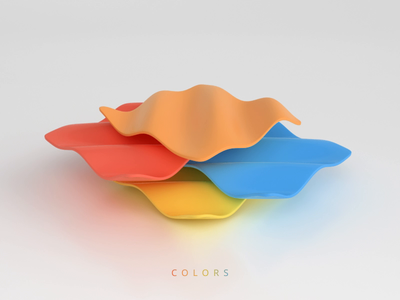 Colors aftereffects 3dsmax vray loop colors abstract render animation 3d design webshocker