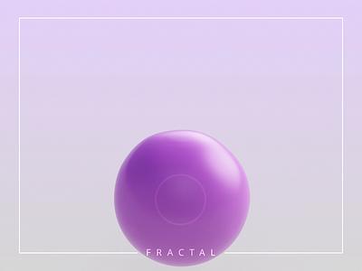 Fractal colors liquid pattern fractal abstract render animation 3d design webshocker