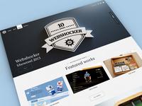 WIP - website