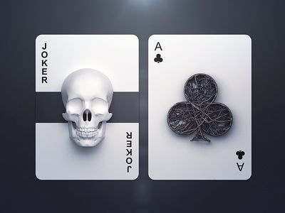 Playing Cards joker clubs personal deck playing cards design webshocker