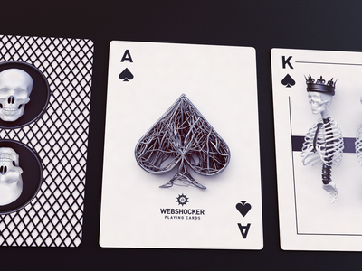 Playing Cards - Final photoshop 3d cards poker design complete playing cards webshocker