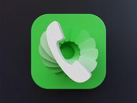Dialer icon - V2