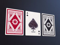 Playing Cards - backside