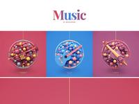 Music behance l