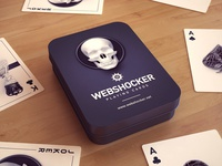 Tin box - Playing Cards