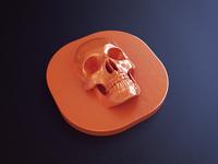 Skull - Render