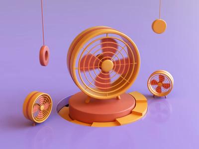 Fan - Composition