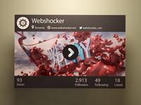 Widget Cloth Animation