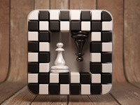 Chess bright