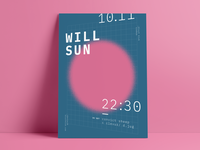 Will Sun Poster