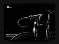E-commerce Bicycle Site