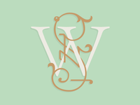Wedding Suppliers Monogram