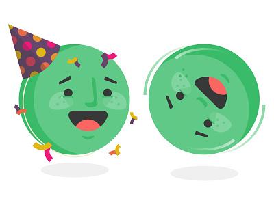 Avo campaign animation illustration
