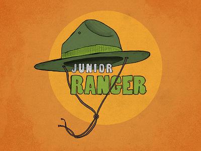 Jr. Ranger concept sketch