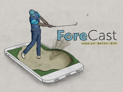 ForeCast concept ui sketch