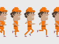 RUN PUMA RUN - Sprite Animation