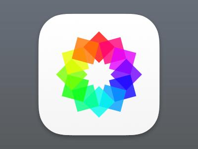 Photochop Icon photochop rainbow ios7 icon ios 7 app iphone