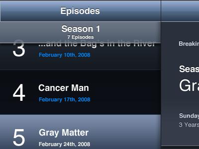 TV Forecast for iPad