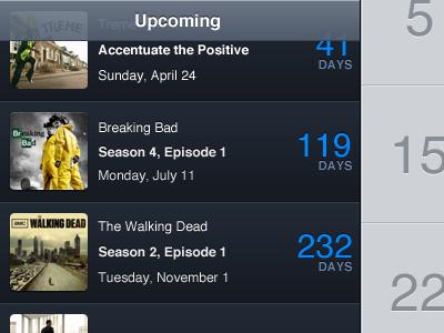 TV Forecast Theme Take #1