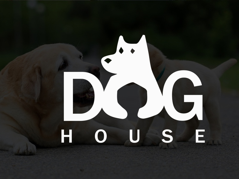 Modern Minimalist Business Logo Design | Dog Logo Design visual design companr brand logo businesslogo companylogo vector logo brandinglogo minimalist illustration design branding