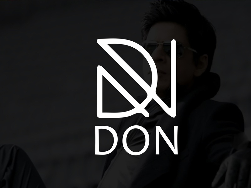 Modern Minimalist Business Logo Design | Don Logo Design companr brand logo brandinglogo businesslogo companylogo vector minimalist logo illustration design branding