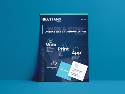 Flyer Design illustration digital print design flyers