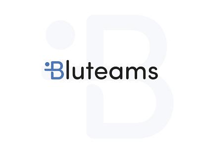 Logo B icon web typography vector print illustration design digital agency logo brand logotype logo