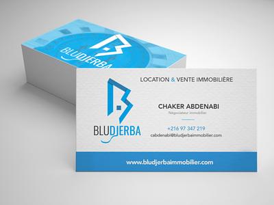 Carte de visite- Bludjerba