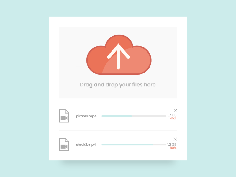 File Upload - Daily UI 031 xd design xd daily ui 031 031 drag and drop file upload file