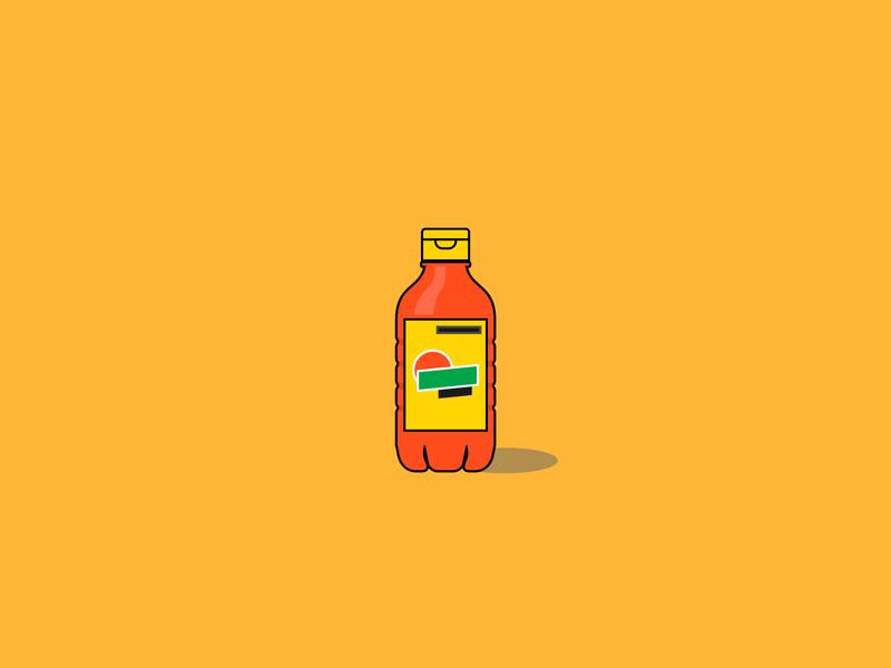 Valentina / Botanera Sauce design icon illustration