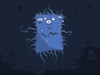 Sponge Monster