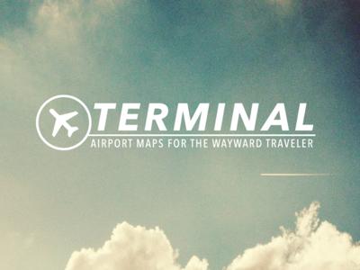Terminal iPhone App terminal sky photography