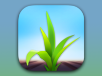 iOS 7 App Icon Round 4