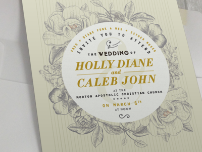 Wedding Invitation card invitation wedding invite