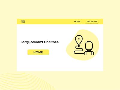 Daily UI 8 web ux ui design