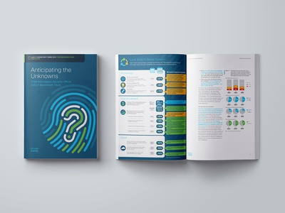 Cisco CISO Report redesign thought leadership cisco report