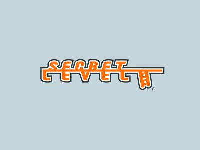 Secret Level Logo logo design identity logodesign logo branding