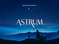 Astrum Keyvisual & Logo