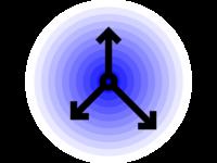 Icon: Non Ionizing Radiation