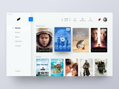 Mustapp concept for desktop