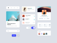 UI exploration for Workfy