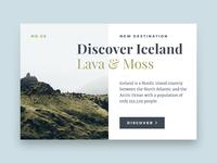 Destination Card #02 – Iceland
