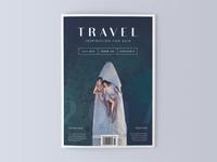 Travel Magazine Cover – Asia